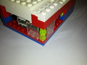 LEGO PI Box LED Window