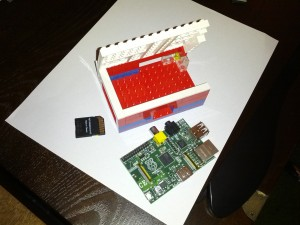 LEGO PI Box PI Removed