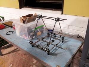 Space RepRap 3D printer