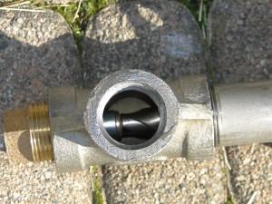 MakeLV Filament Extruder (7)-extruder end bearing