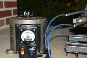 Extruder heater testing for voltage and amp evaluation