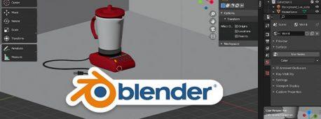 Let's Learn Blender!