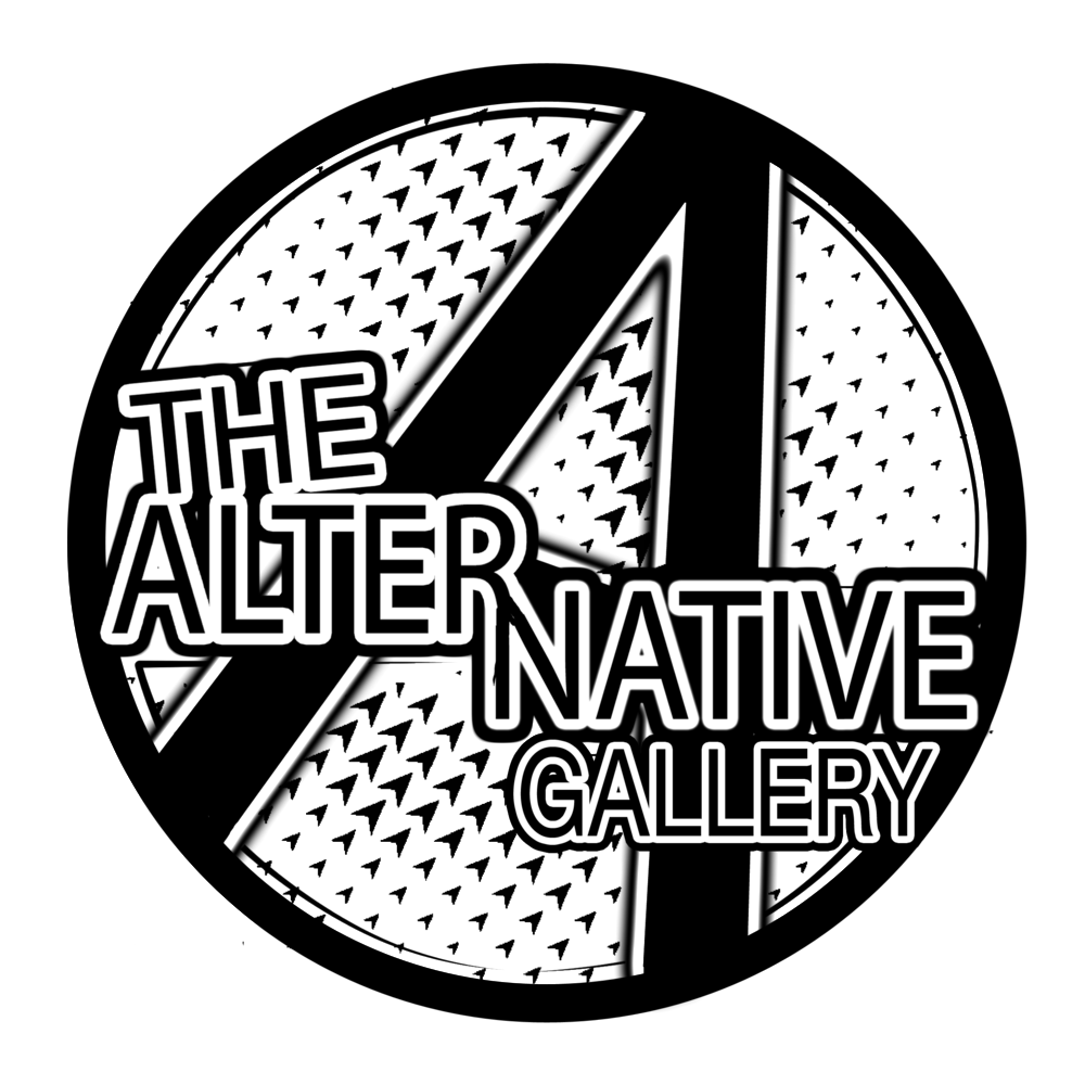 The Alternative Gallery logo